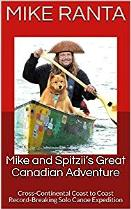 eBook: Mike and Spitzii�s Great Canadian Adventure